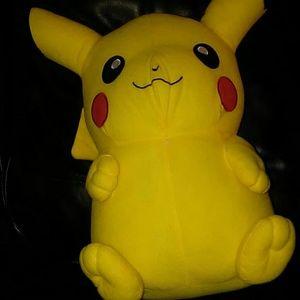 """Other - Approximately 16"""" Pokemon Plushed"""